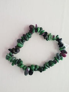GEMSTONE CHIP BRACELET