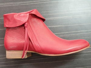 Firman red boot