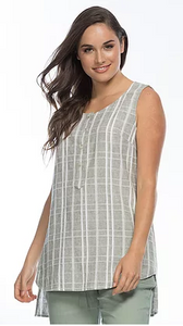 GORDON SMITH CHECK CAMI