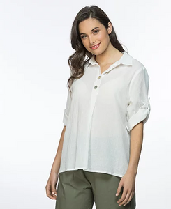 THREADZ COTTON SHIRT