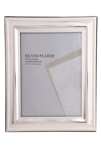 REGAL SILVER FRAME 8X10