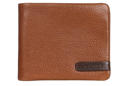 MENS COW LEATHER RFID WALLET