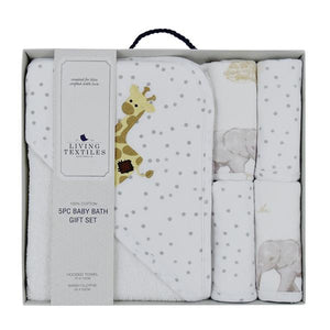 5PC BATH GIFT SET