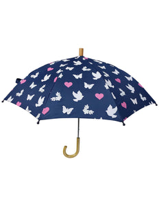 UMBRELLA BIRDS N BUTTERFLIES