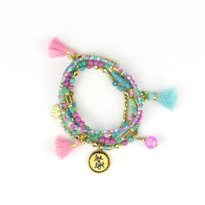 LOVE & LIGHT CHARM BRACELET