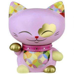 MANI LUCKY CAT FIGURINE