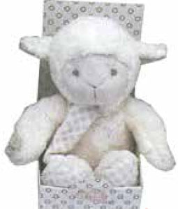 LAMB PLUSH IN A BOX