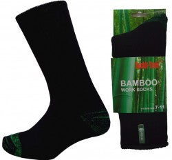 BAMBOO WORK SOCK