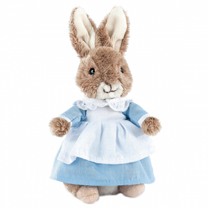 MRS RABBIT SMALL SOFT TOY 16CM