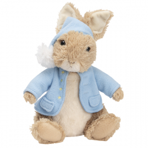 PLUSH BEDTIME PETER RABBIT ANIMATED