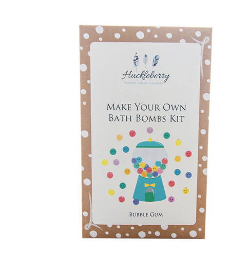 KIDS MAKE YOUR OWN BATH BOMBS