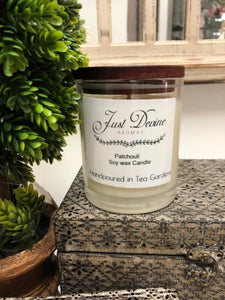 highly fragranced soy candles
