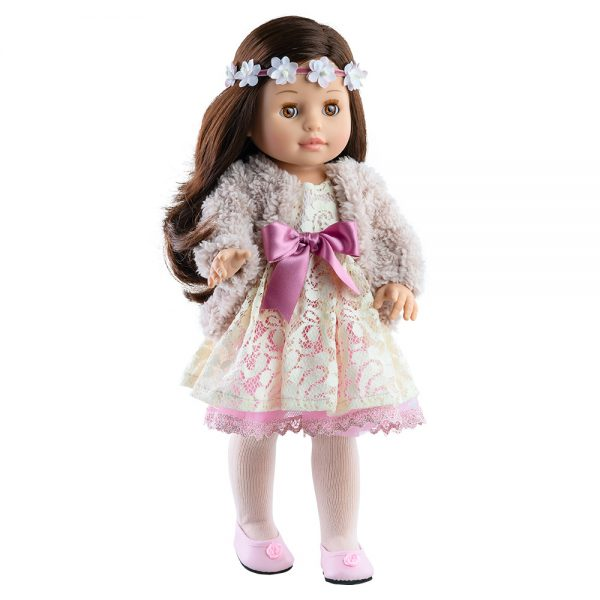 Emily doll made in spain