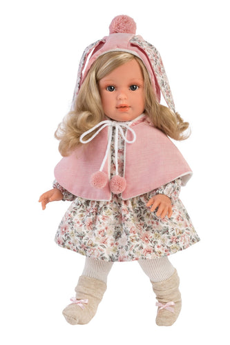 LLorens doll lucia made in spain