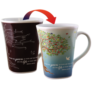 COLOUR CHANGING STORY MUG