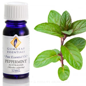 PEPPERMINT AUSTRALIAN PURE ESSENTIAL OIL
