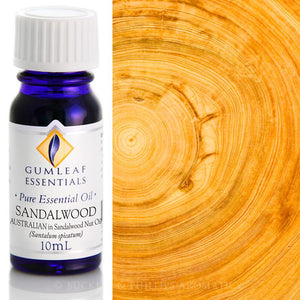 SANDALWOOD AUSTRALIAN ESSENTIAL OIL