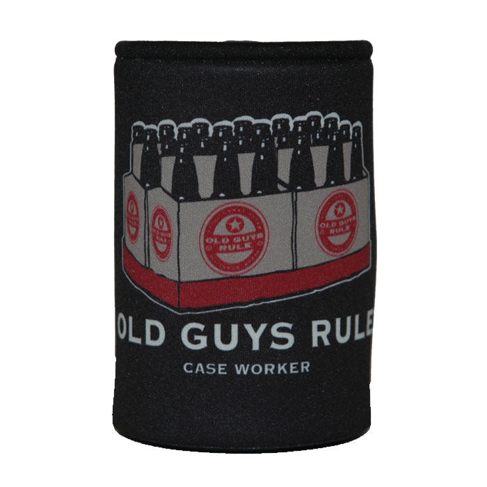 OLD GUYS RULE STUBBY COOLER