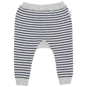TRUCK YEAH STRIPE KNIT LEGGING