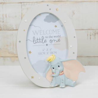 DUMBO ROUND RESIN FRAME 4X6