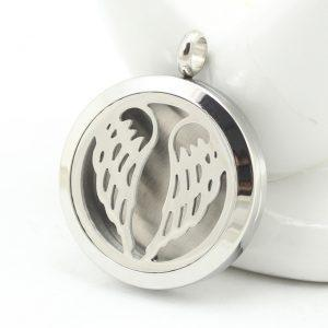 Aromatherapy jewellery, essential oil necklace