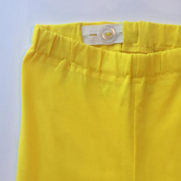 NOT SO MELLOW YELLOW LEGGINGS