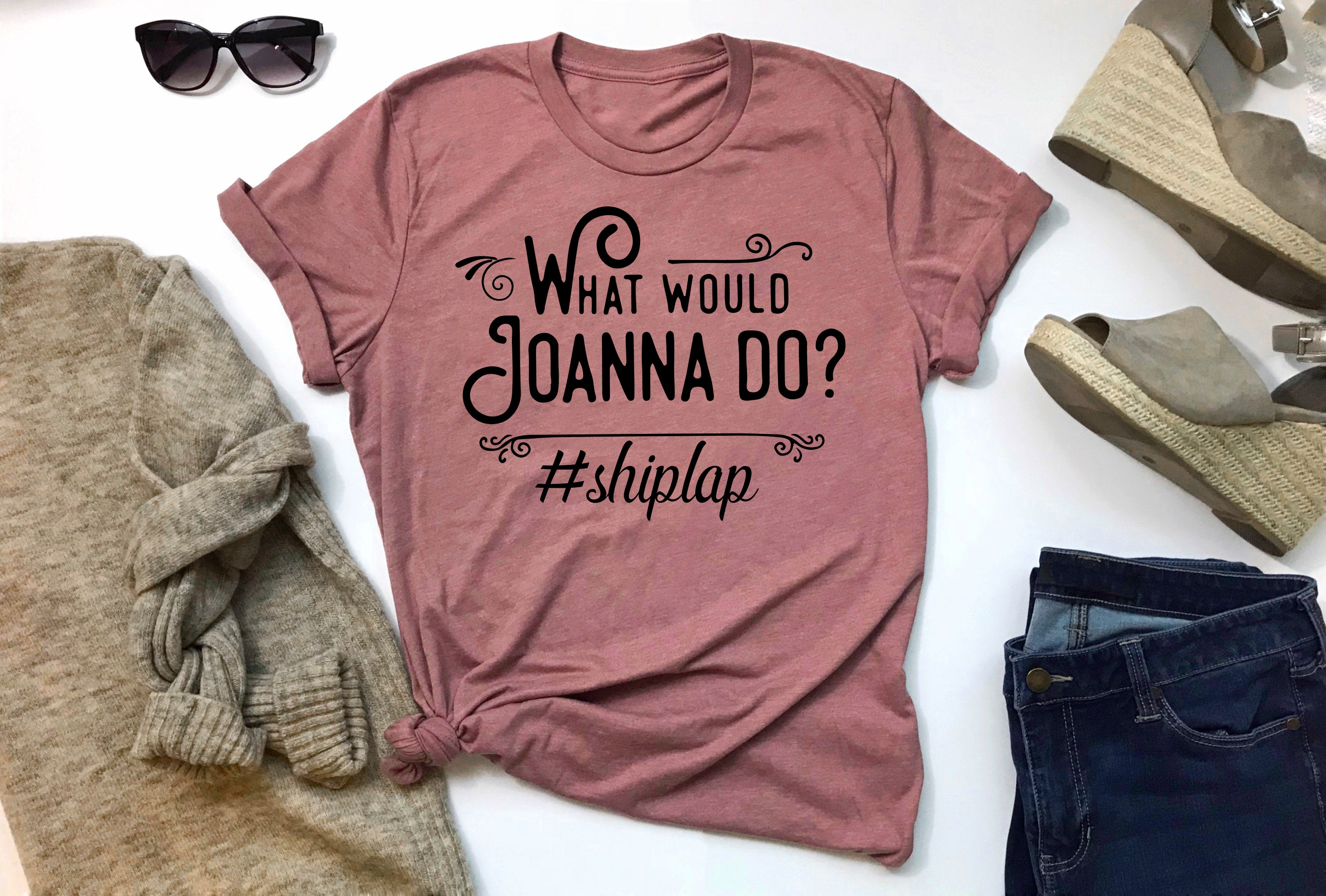 What Would Joanna Do? #Shiplap