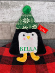 Personalized Christmas Stuffy
