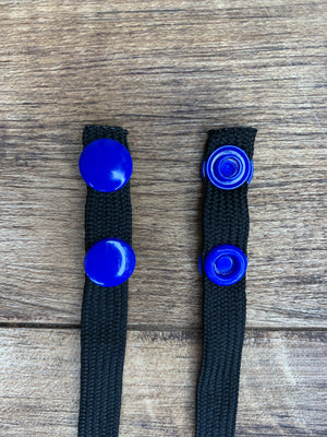 Mask Lanyards (With Breakaway Safety Clip)