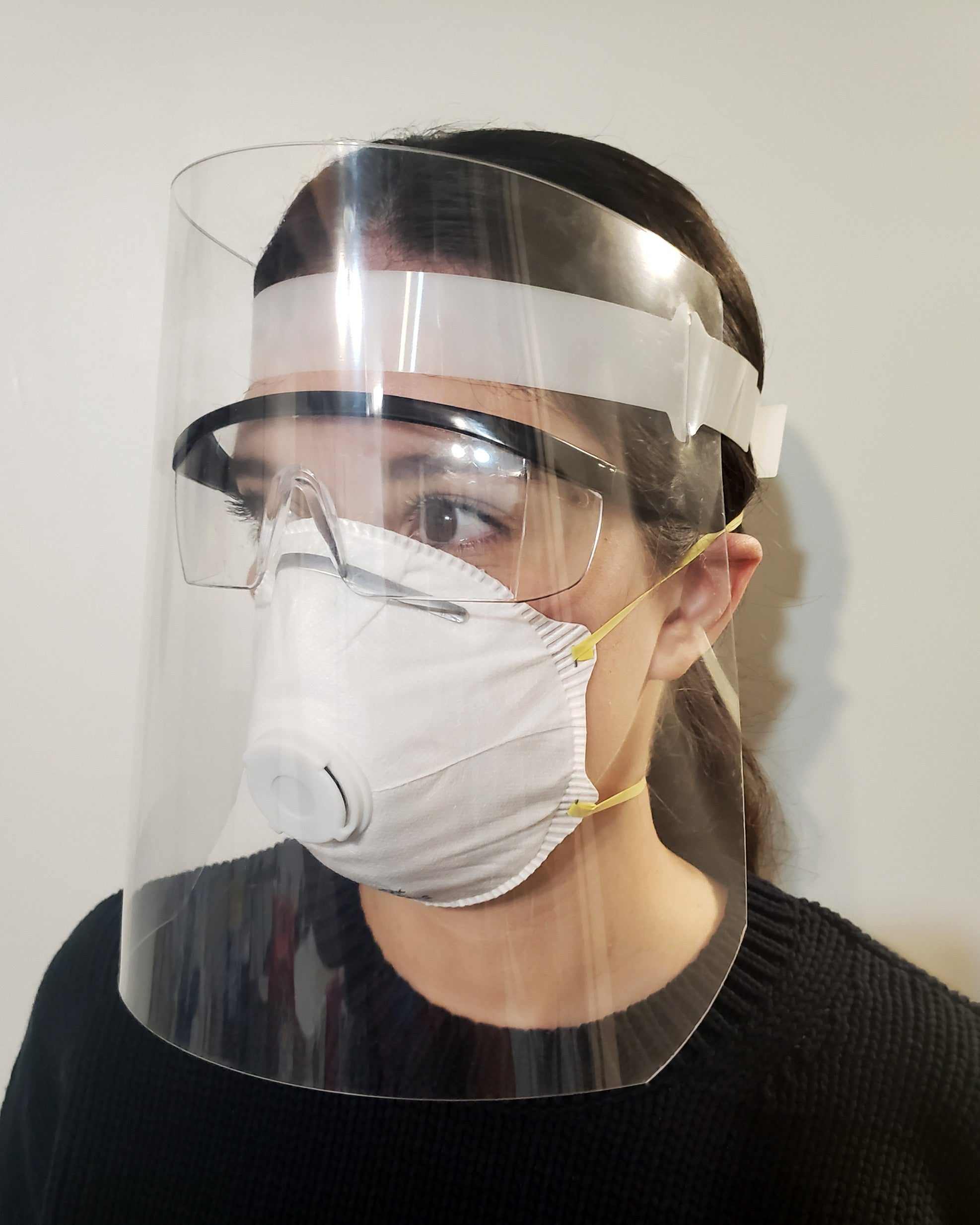Adult Face Shields (2 Packs)