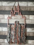 Wooden Castle Wall Hangings