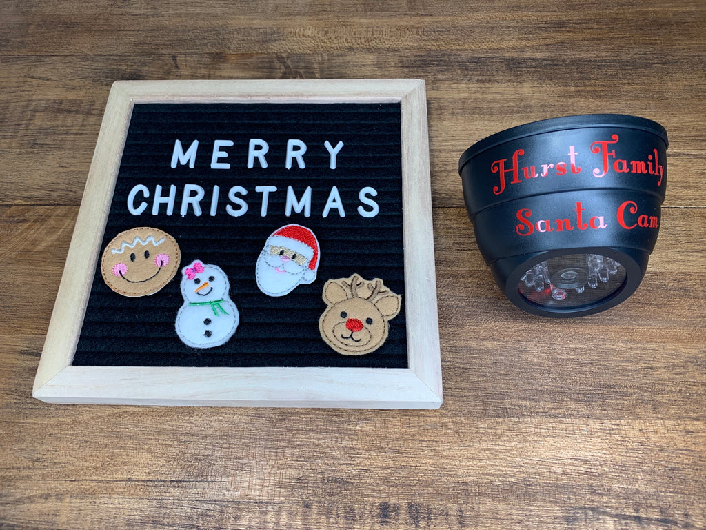 Personalized Welcome Christmas Bundle