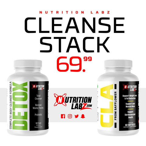 30% off - Cleanse Stack