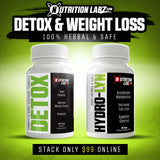 SPRING BREAK COMBO-Detox & Weight Loss Stack
