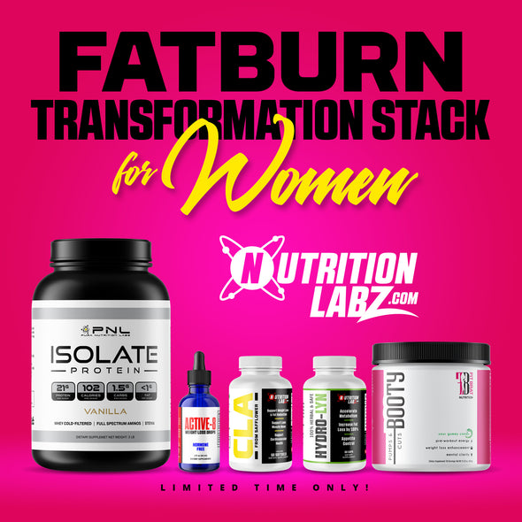 Fatburn Transformation Stack For Women