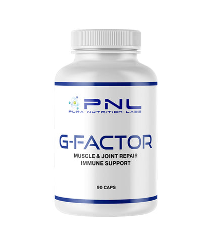 G Factor- Muscle & Joint Repair. Immune Support