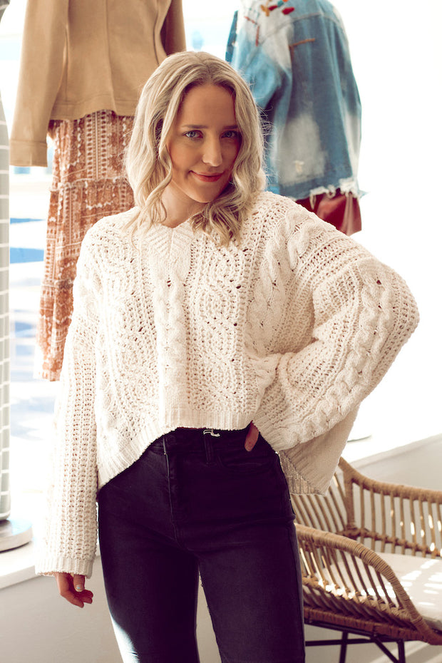 Thick Detailed Sweater