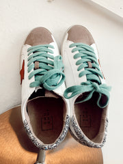 Paula Low Top Sneakers