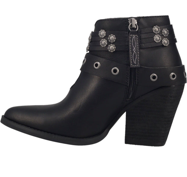 Born To Run Western Booties