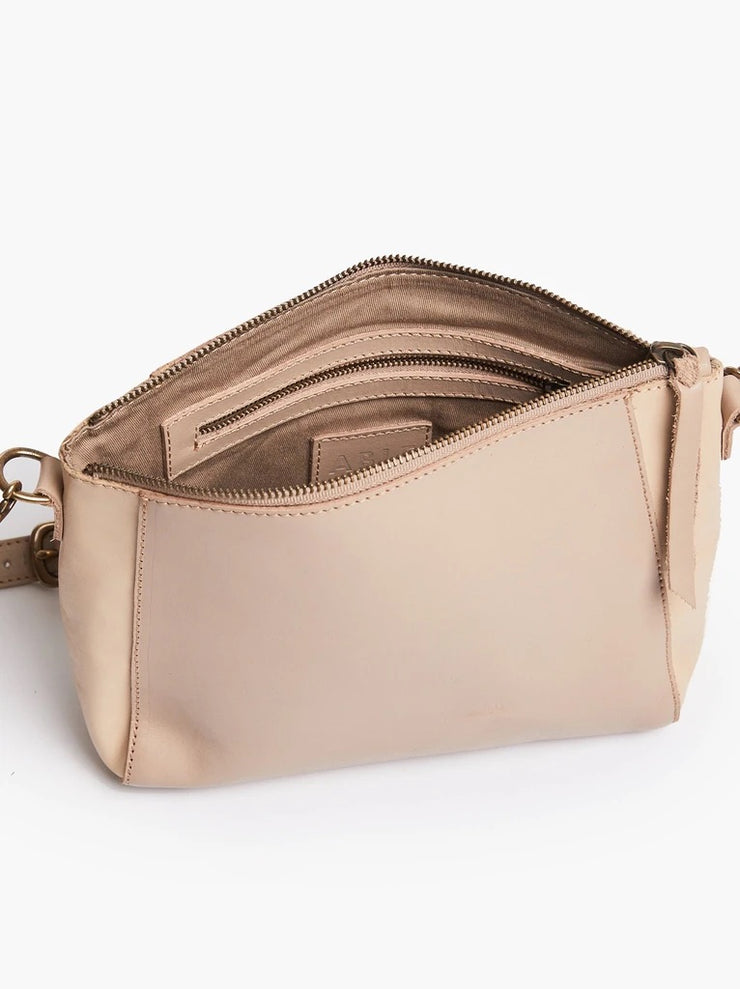 ABLE Cecelia Zip Crossbody