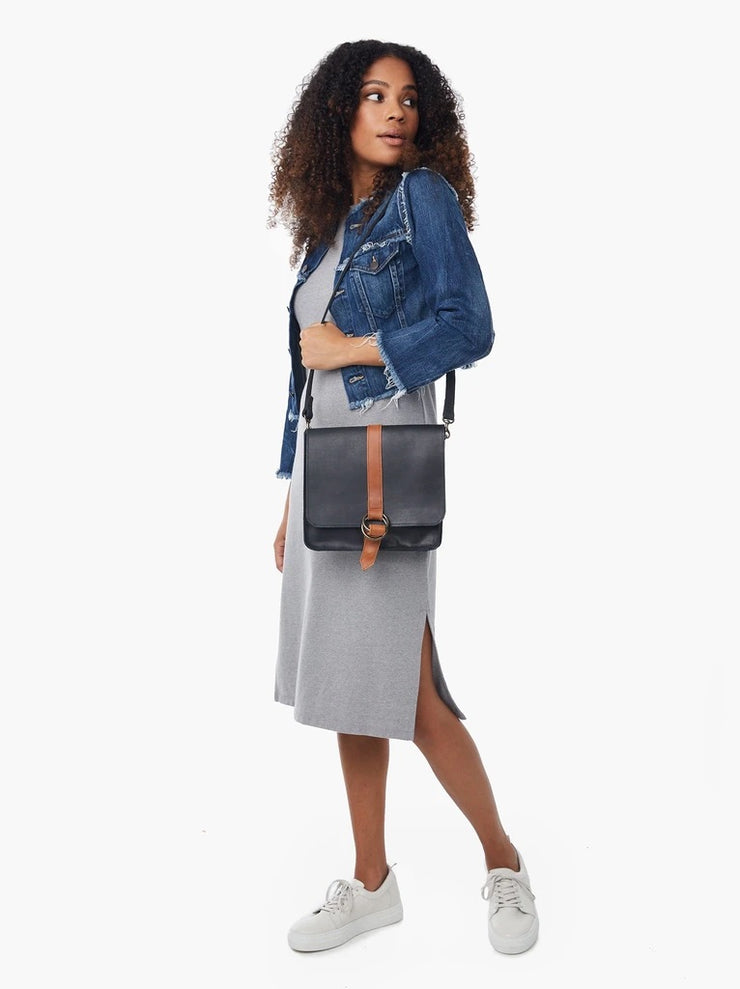 ABLE Ebisse Crossbody