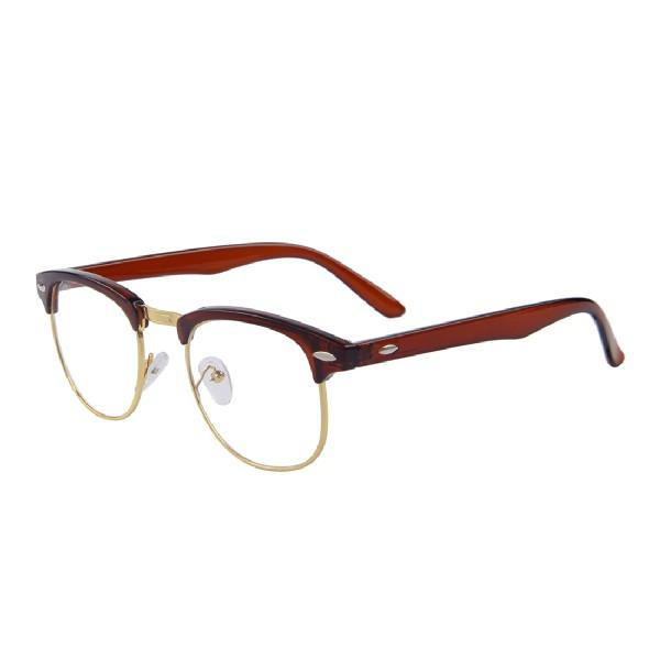 Aesthetic Classic Retro Frame Glasses