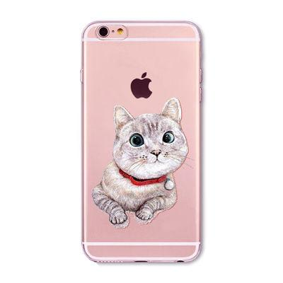 Top Cat Print Iphone Cases