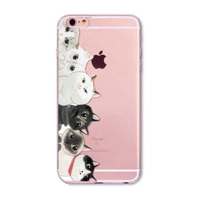 Newest Cat Print Iphone Cases