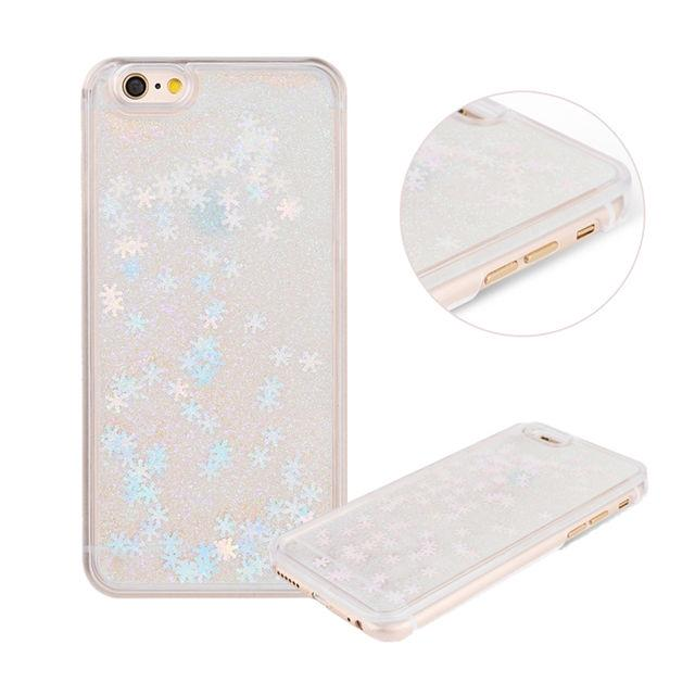 Aesthetic Liquid Glitter IPhone Case