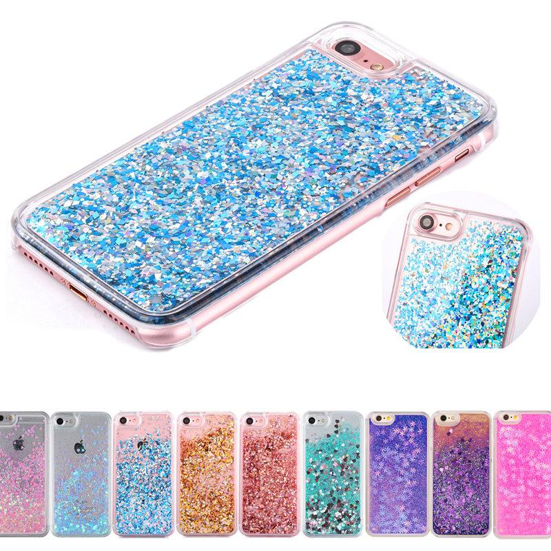 New Liquid Glitter IPhone Cases