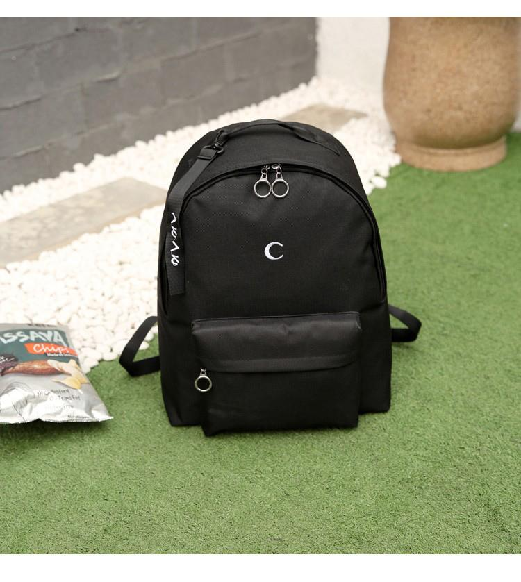 Best Aesthetic Moon Cross BackPack