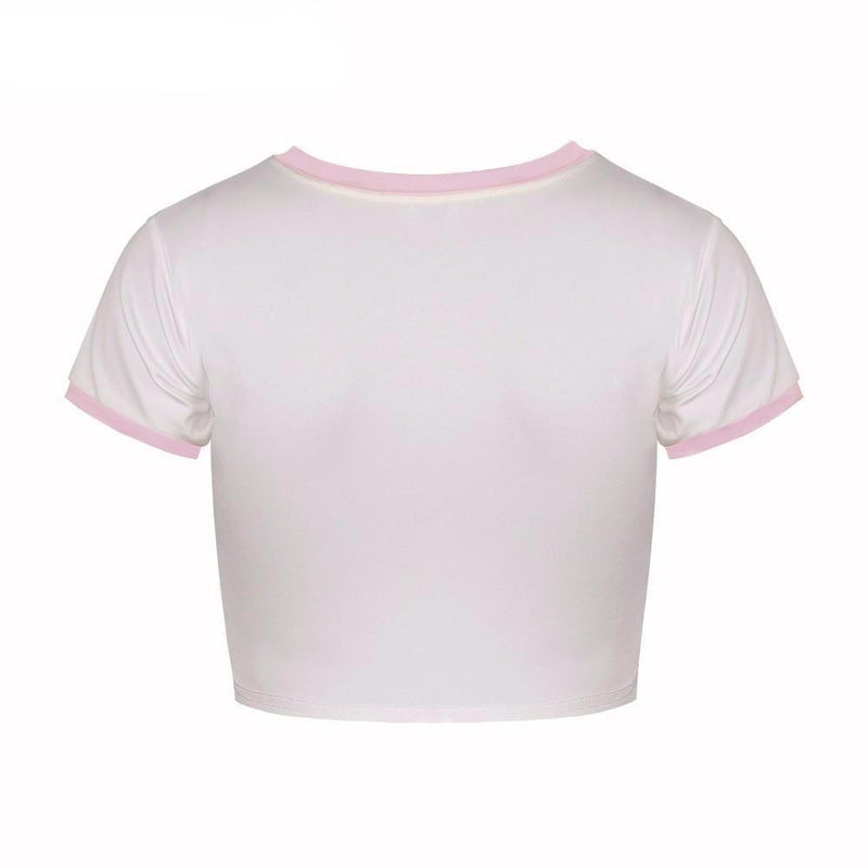 AESTHETIC PINK 666 CUTE T-SHIRT