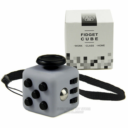 Mini Fidget Cube Toy