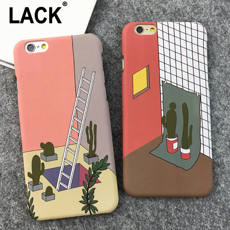 Geometry Ladder Iphone Cases